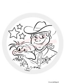 Sherif Haps og Guffe 1