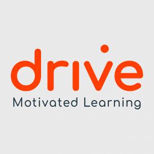 drive logo web