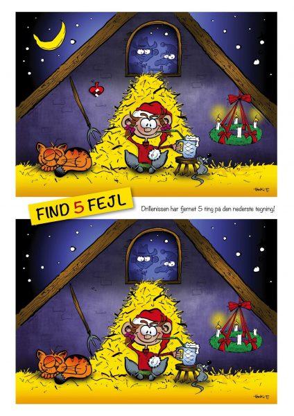 Find_5_fejl_3_advent_OPGAVE