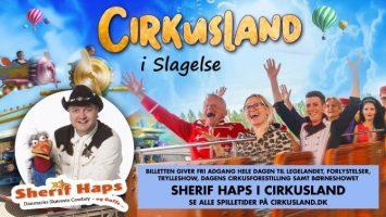 Sherif Haps - cirkusland
