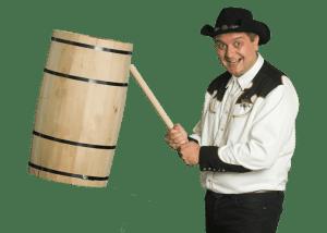 sherif haps fastelavn